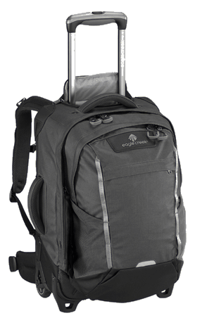 Rolling CarryOn Backpacks What to Buy What to Avoid SelectoGurucom